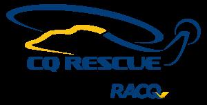 CQ RESCUE logo