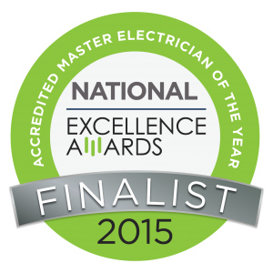 National Finalist - Annual Excellence Awards 2015 300 AME